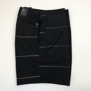 New Hurley Alpha Trainer Laser Active Fit Shorts